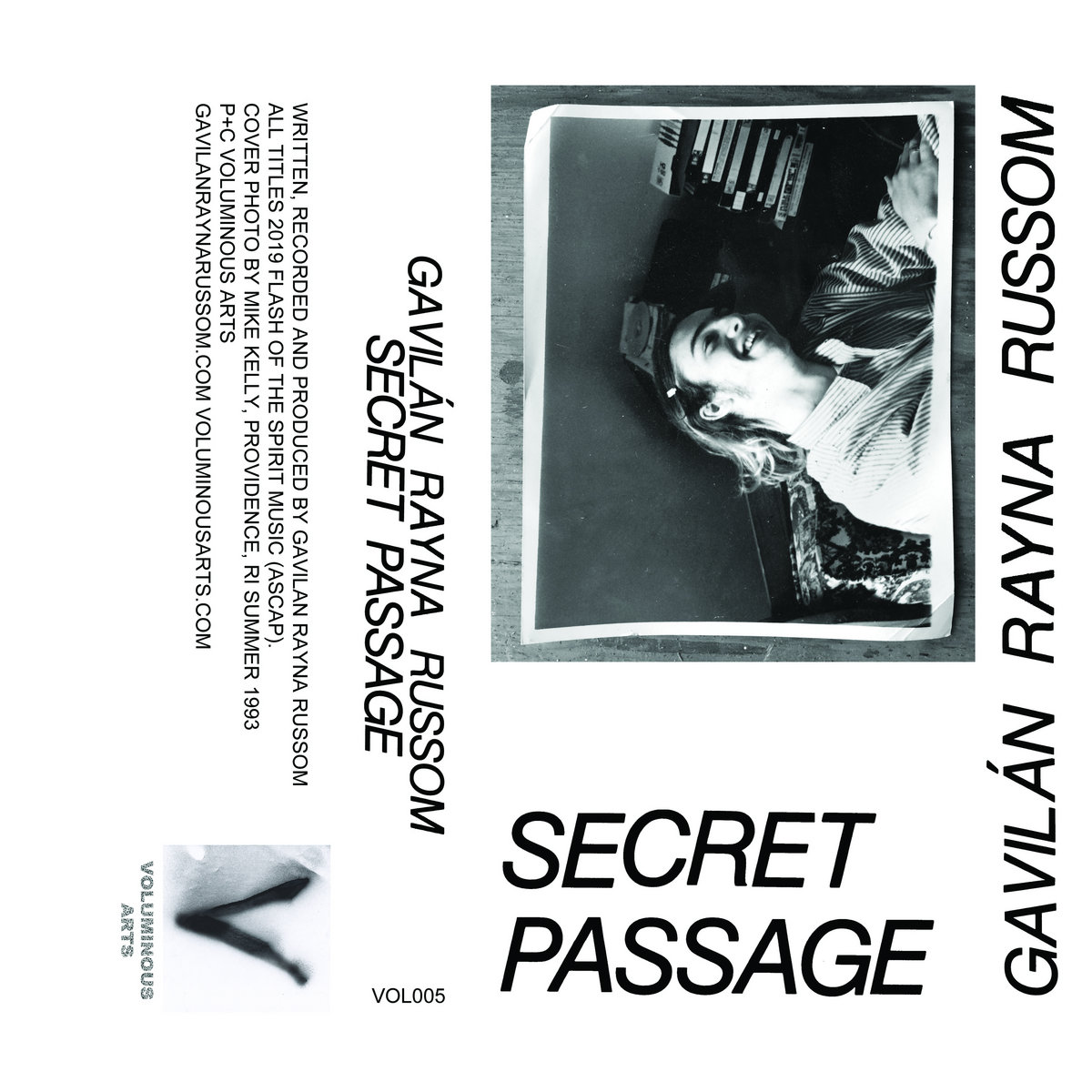 Secret Passage cover art